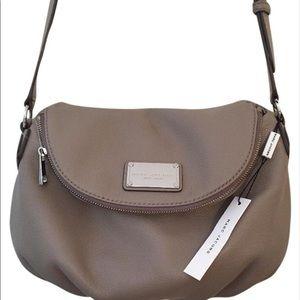 Marc Jacobs Natasha pebble leather crossbody bag